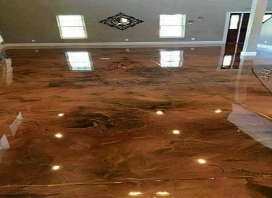 Epoxy Flooring - Ceenakys Global Projects Limited